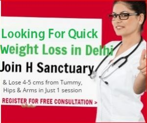 Quick Weight Loss in Delhi