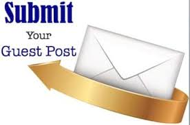 Guest Blogging, submit article