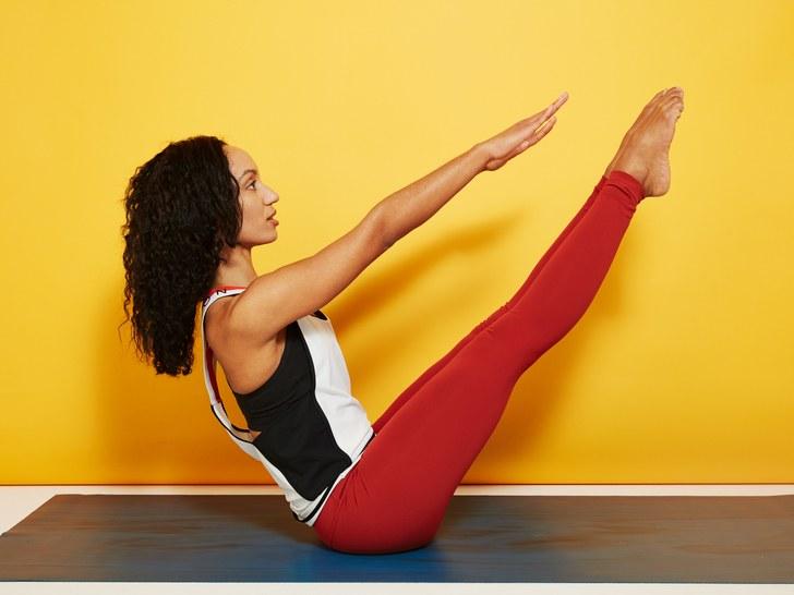 12 Pilates Exercises