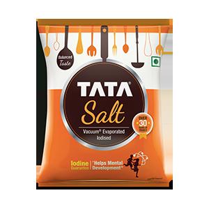 Fortified Salt