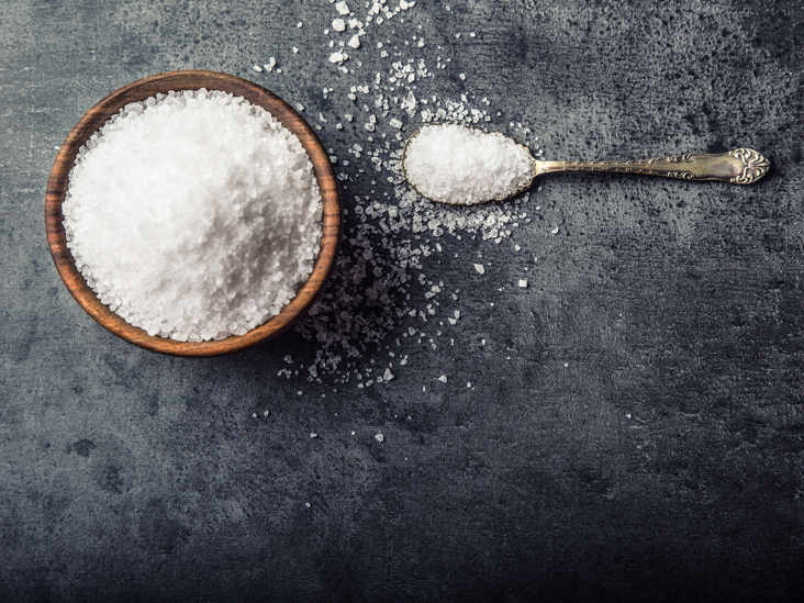Fortified Salts - Overy Iodine Deficiency Disorder