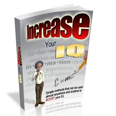 How To Increase My IQ